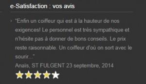 Les avis e-Satifaction by Shortcuts