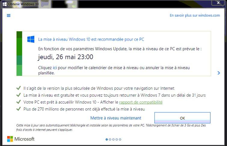 Mise A Jour Windows 10 Automatique Shortcuts