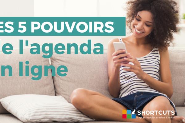 Shortcuts - les 5 pouvoirs de l'agenda en ligne