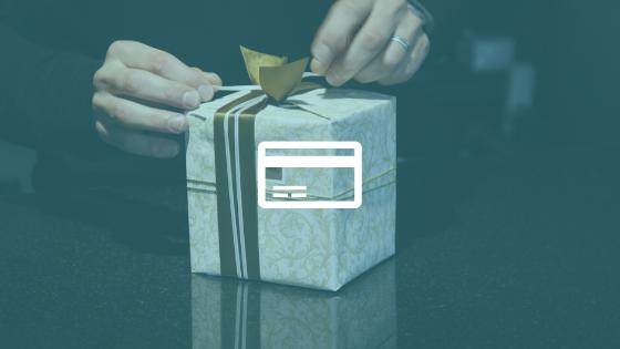 Cartes cadeaux en ligne Shortcuts
